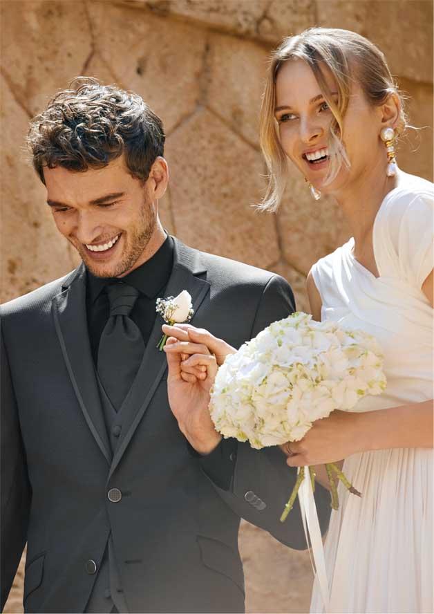 Hochzeitsgasse Anzug