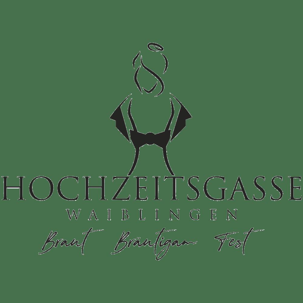 Hochzeitsgasse Logo